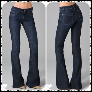 DL1961 Joy Super High Rise Flare Leg Jeans Size 27